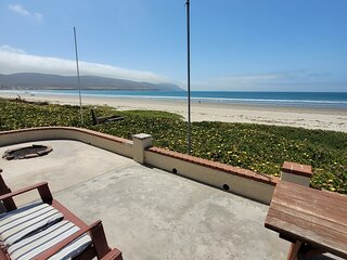 Awesome Home Right on the Beach with Spectacular Views