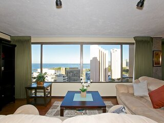 Panoramic Ocean View One Bedroom