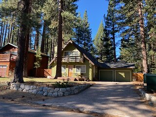 Family Friendly Cabin close to the meadow
