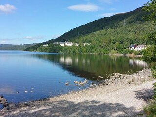Loch Rannoch Red Deer Lodge (8)