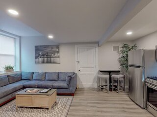 Central City Retreat | Queen Bed, Private Patio