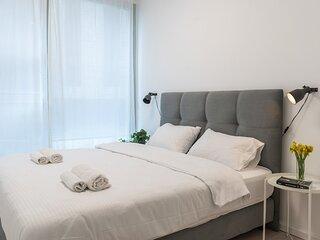Deluxe Apartment in Top Tel Aviv Neighbourhood