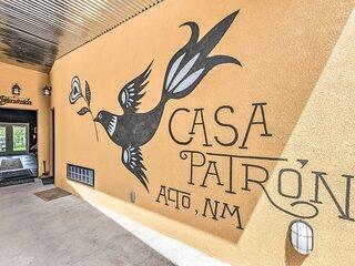 NEW! 'Casa Patron' Home <10 Mi to Hiking & Casinos