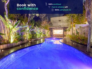 PH Artia 2bdr/sleeps 6 Rooftop & beach club access