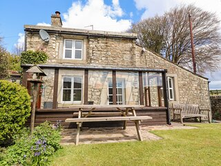 SANDYWOOD, pet-friendly, character holiday cottage, with woodburner, in