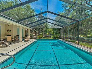 NEW! Citrus Springs Oasis - 15 Mi to Crystal River