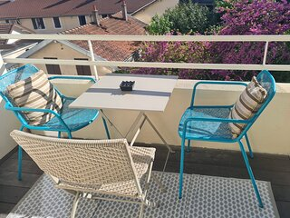 One minute away from Annemasse train station - 2 Bedrooms