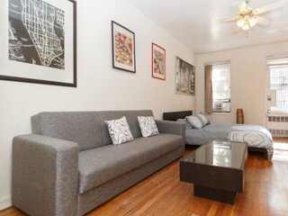 Renovated - Steps from Central Park & Times Square