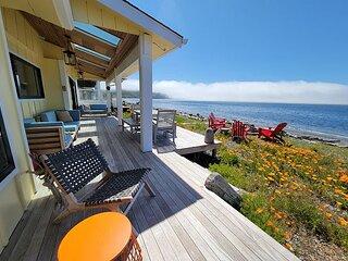 3 bed 2 bath Vintage beach house on Admiralty Bay (288)