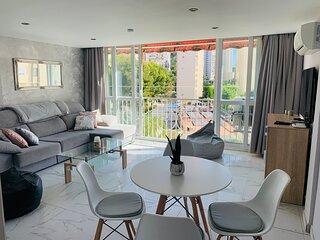 Modern Benidorm Apartment - Rincon area