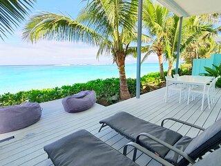 Beach Vibe Luxury Beachfront Villa