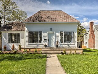 NEW! Charming Downtown Home - Walk to Main Street