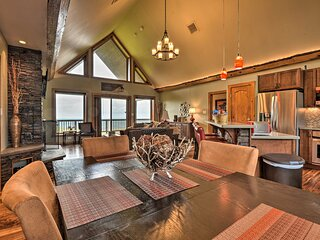 Secluded Somerset House w/ Mtn Views & 4.5 Acres!