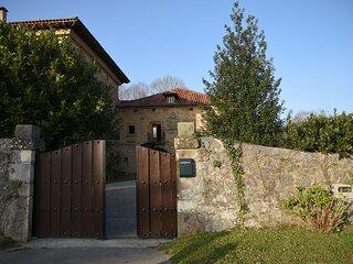 Impresionant villa siglo XVII