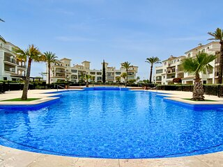 Stunning apartment in Sucina with Outdoor swimming pool, WiFi and 2 Bedrooms (EC