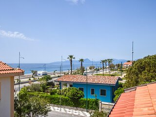 Awesome apartment in Tortora Marina with WiFi and 2 Bedrooms (IKK588)