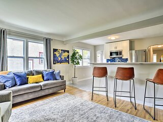 NEW! Cozy Home: WiFi, Parking, 5 Mi to Dtwn Mpls!