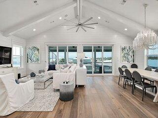 Grayton Gold - Sunset Views, New Luxury Home, Bikes, Golf Cart, Private Pool