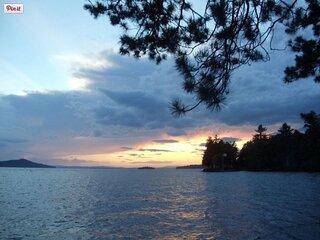11 Mt. Washington Lake (max 6) 5 min walk to Bay - FREE BIKES KAYAKS WOOD & WIFI