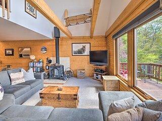 Intervale Mtn Home w/Sauna - 5 Mi to North Conway!