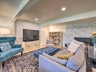 NEW! South Ogden Guest Suite by Snowbasin & More!