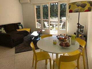 Appartement T2 climatise proche du centre-ville
