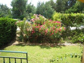 Appartement T3 avec un grand rez-de-jardin