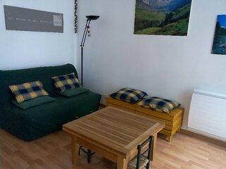 Appartement de type 2 / 4 couchages / centre ville de Cauterets