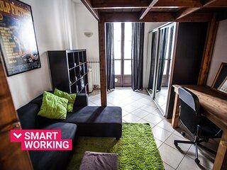 Appartamento Belmonte vicino al fiume Dora