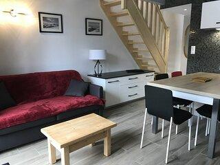 Appartement Studio mezzanine 6 couchages RISOUL 1850