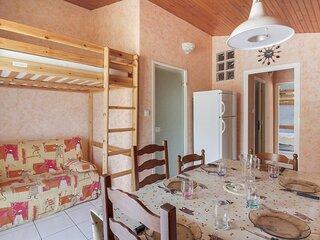 Appartement 2 pièces 6 pers expo Est, Altitude 1800