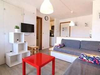 L'ALPE-D'HUEZ - 5 pers, 27 m2, 2/1