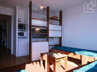 L'ALPE-D'HUEZ - 4 pers, 30 m2, 1/0
