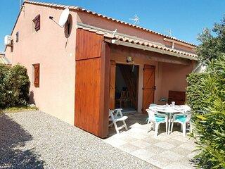 LS27 : Villa 2 pièces mezzanine 5 couchages GRUISSAN