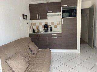 Appartement agreable, confortable et fonctionnel pour des vacances reposantes
