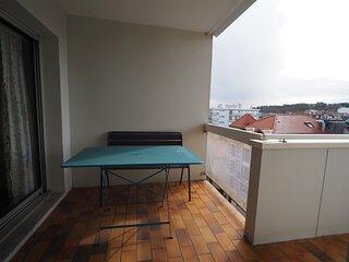 Appartement de type 3 pour 4 personnes centre ville d'Arcachon, à proximité des