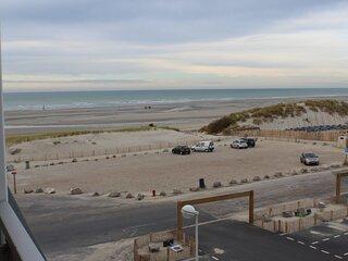 FORT-MAHON-PLAGE: Appartement entre dunes et plage