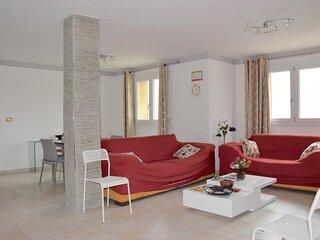 Bel appartement vue Lac a 5 minutes a pied du centre