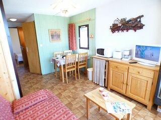 Deux pièces 24 m² orienté SUD, classé 2**