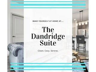 ★Dandridge Suite★   Deluxe Haven Close to Airport