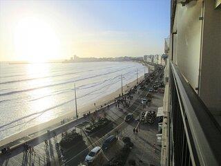 Appartement face a la mer et proche de tous les commerces.