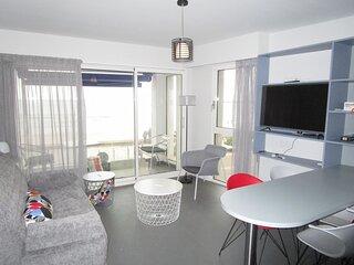 Appartement face a la mer et proche de tous commerces