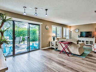 Sandpiper Escape! Updated Spacious 2 Bdrm Home on the Links Course at Sandestin