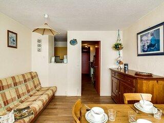 Studio cabine 5 personnes, résidence Ermitage