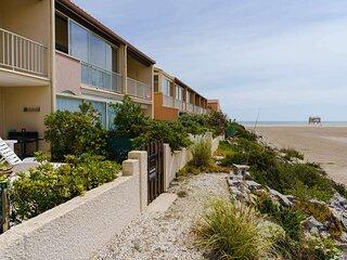 MSR3 : GRUISSAN - Appartement 1 chambre avec accès direct à la plage