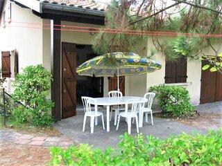 Maison pour 6 personnes proche de la plage