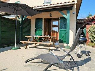 Maison de vacances à 20m de la plage de Capbreton