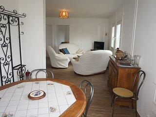 Appartement pour 4/5 personnes avec jardin
