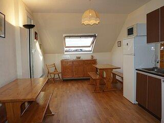 Appartement pour 6 personnes a deux pas de la plage de Cabourg