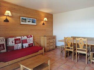 Spacieux appartement 3 pièces pour 8 personnes, situé dans un hameau de